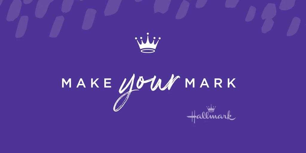 hallmark make your mark